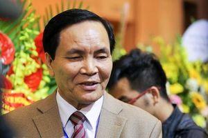 Vì sao ông Cấn Văn Nghĩa xin từ chức Phó chủ tịch VFF?