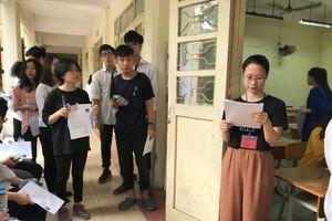 Nhiều thí sinh nhận xét đề thi Ngữ văn vừa sức