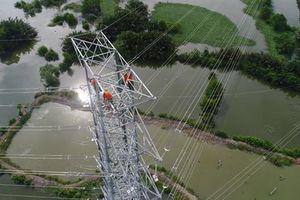 EVNHCMC đóng điện đường dây 220 kV Nam Sài Gòn