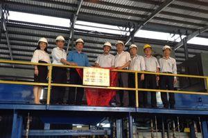 Thép VICASA và Thép Nhà Bè: Hai công trình cải tạo được gắn biển chào mừng 90 năm thành lập Công đoàn Việt Nam