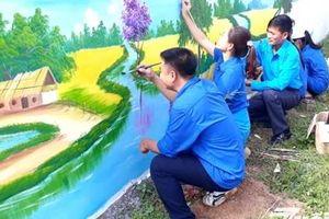 'Nhà sạch, vườn đẹp, ngõ văn minh' nhờ Nông thôn mới