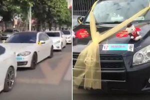 Được ly hôn, người đàn ông Trung Quốc ăn mừng không khác gì đám cưới