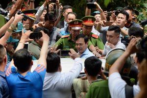 Kết quả phiên tòa xử kín ông Nguyễn Hữu Linh