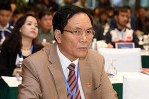 Phó Chủ tịch tài chính VFF Cấn Văn Nghĩa từ chức