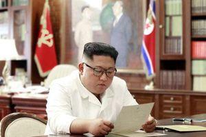 Tổng thống Trump khẳng định đã gửi thư cho Chủ tịch Triều Tiên