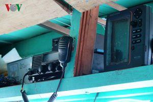 Bình Định: Thiết bị giám sát hành trình trên tàu cá chưa đạt hiệu quả