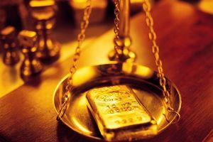 Giá vàng hôm nay, vượt qua ngưỡng 1.400 USD/ounce