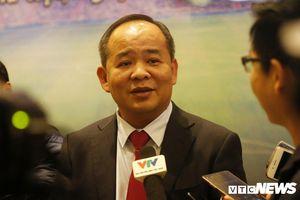Ông Cấn Văn Nghĩa từ chức không liên quan đến hợp đồng HLV Park Hang Seo