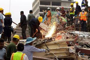 Sập tòa nhà 7 tầng, 28 người thiệt mạng: Xói mòn niềm tin người Campuchia với làn sóng đầu tư Trung Quốc
