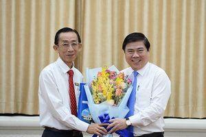 Ông Trần Hoàng Ngân giữ chức Viện trưởng Viện Nghiên cứu phát triển TP.HCM