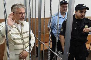 Nga tạm giam doanh nhân nổi tiếng vì nghi ngờ tham ô tài sản