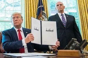 Tổng thống Mỹ Donald Trump đe dọa 'xóa sổ' Iran