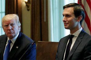 Chia rẽ nơi diễn đàn tìm kiếm 50 tỷ USD của con rể ông Trump