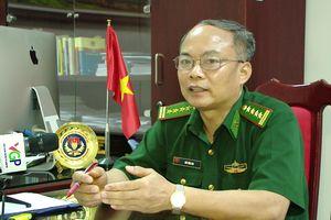 Đại tá Biên phòng nói về cuộc 'đối chiến' nghẹt thở với tội phạm ma túy