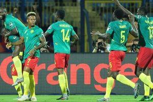 Đương kim vô địch Cameroon ra quân thuận lợi