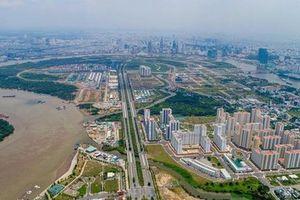 Kết luận thanh tra toàn diện dự án Khu đô thị mới Thủ Thiêm