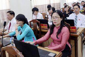 HĐND Q. Hải Châu tổ chức Kỳ họp thứ 12 bằng hình thức điện tử