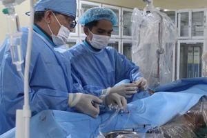 Bạc Liêu: Trung tâm tim mạch can thiệp chính thức đi vào hoạt động