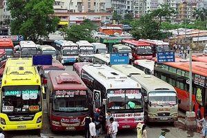 Hà Nội chấn chỉnh hoạt động vận tải hành khách bằng xe ô tô