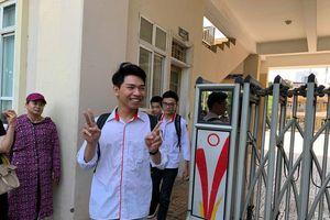 Đề Sinh thi THPT quốc gia: Học sinh vẫn có thể đạt điểm 10