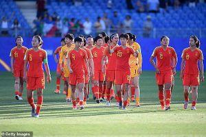 Hai đại diện cuối cùng của châu Á bị loại khỏi World Cup nữ