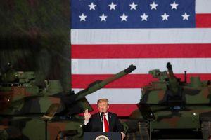 Đòi xóa sổ kẻ thù bằng sức mạnh áp đảo, Mỹ nhận phản pháo đanh thép