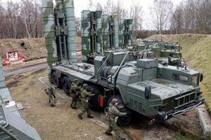 Uy lực siêu 'rồng lửa' S-500 Nga sắp xuất xưởng hàng loạt