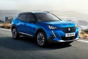 Peugeot 2008 mới - đối thủ Ford EcoSport chính thức ra mắt