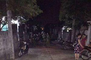 Ninh Bình: Nghi án chồng sát hại vợ, đốt nhà rồi tự sát
