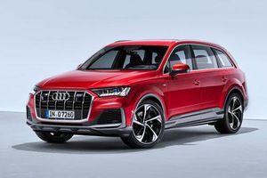 CLIP: Cận cảnh Audi Q7 2020 vừa ra mắt, giá gần 1,6 tỷ đồng