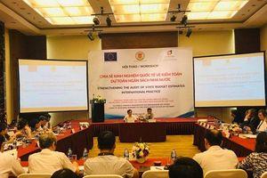 Hội thảo 'Chia sẻ kinh nghiệm kiểm toán dự toán NSNN'