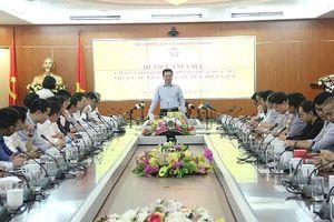 Bộ trưởng TT&TT Nguyễn Mạnh Hùng: 'Các bạn đến Việt nam làm ăn thu tiền, trở nên giàu có thì cũng góp phần cho Việt Nam thịnh vượng'