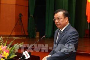 Bộ trưởng Đinh Tiến Dũng: Giải ngân vốn ODA chậm đáng báo động