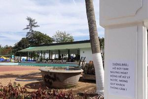 Phát hiện nhiều sai phạm tại hồ bơi khách sạn vụ 2 nam sinh ở Quảng Ngãi tử vong