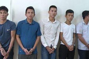 Thanh Hóa: Khởi tố nhóm thanh niên mang hung khí gây rối ở khu du lịch Hải Tiến