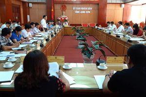Bộ TN&MT kiểm tra công tác quản lý chất thải rắn tại tỉnh Lạng Sơn