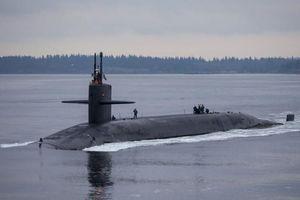 Mỹ đẩy nhanh tiến độ chương trình siêu tàu ngầm hạt nhân lớp Columbia