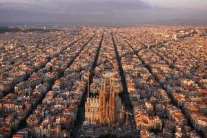 Quy hoạch đáng nể của Barcelona Tây Ban Nha
