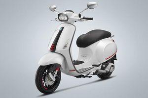 Chi tiết Vespa Sprint Carbon 2019 giá gần 79 triệu đồng 'đấu' Honda SH125