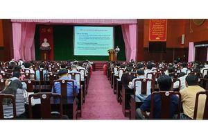 Hội nghị tư vấn, đối thoại về chính sách BHXH trên địa bàn tỉnh Sóc Trăng