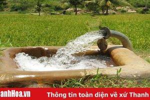 32 cơ sở sản xuất công nghiệp có sử dụng nước phải chi trả tiền dịch vụ môi trường rừng