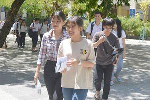 87 thí sinh Đà Nẵng vắng mặt môn thi tổ hợp Khoa học tự nhiên