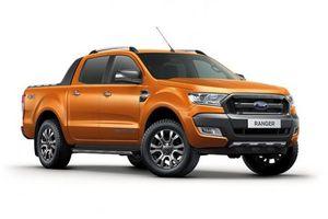 Ford Việt Nam triệu hồi hơn 25.000 xe Ranger để thay ống dầu phanh