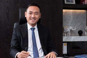 Chân dung CEO 8X vừa được bầu làm Chủ tịch Viglacera