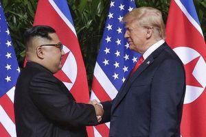 Tổng thống Trump 'úp mở' thượng đỉnh Mỹ-Triều lần 3