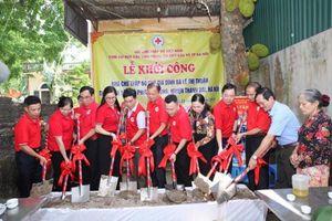 Hội Chữ thập đỏ khu vực trung du Việt Bắc và thành phố Hà Nội vận động được hơn 417 tỷ đồng