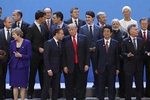 Cả thế giới dõi theo G20