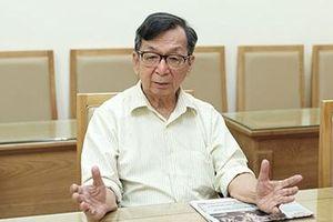 PGS.TS Trần Lâm Biền - nhà nghiên cứu di sản văn hóa: Tìm về ông cha để hiểu đúng mình