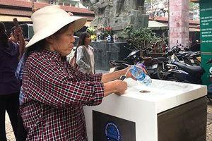 Hà Nội đưa vào sử dụng hàng loạt tiện ích miễn phí phục vụ người dân