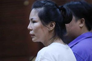 Vợ cũ BS Chiêm Quốc Thái bị 18 tháng tù
